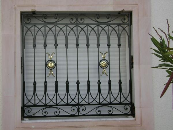 fenetre fer forge moroccan iron window grill wrought