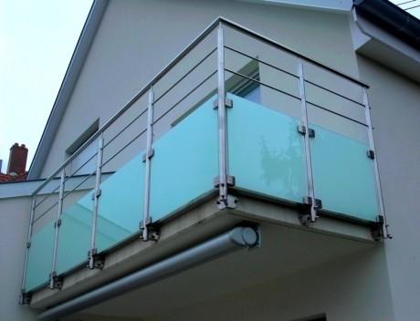 Barriere balcon aluminium