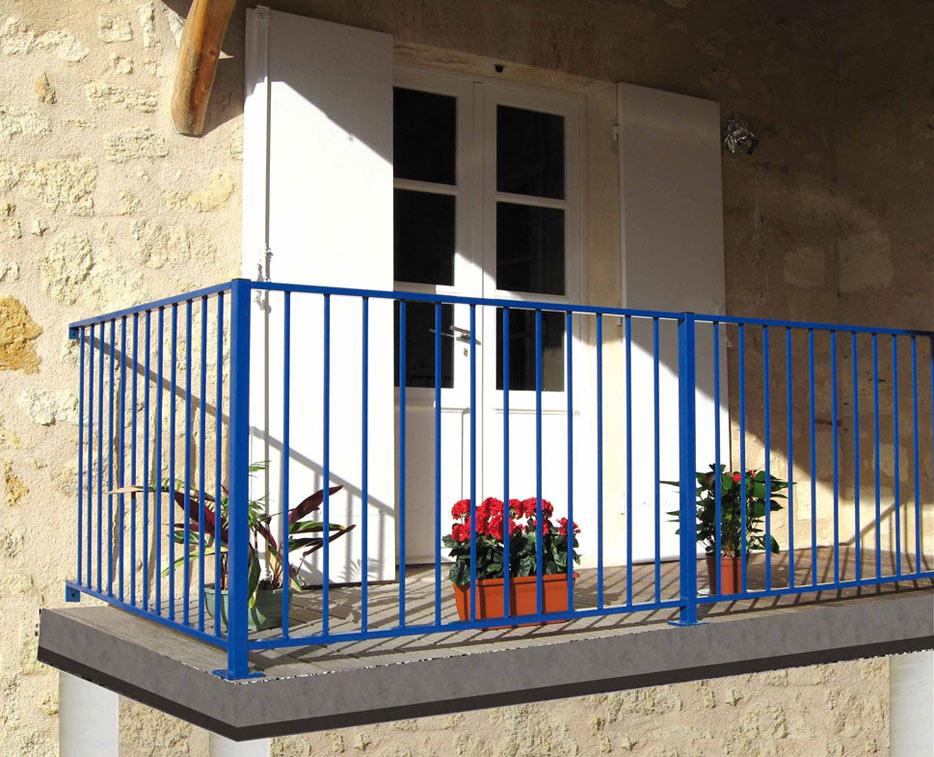rambarde de balcon vous avez un balcon ou une fentre que. Black Bedroom Furniture Sets. Home Design Ideas