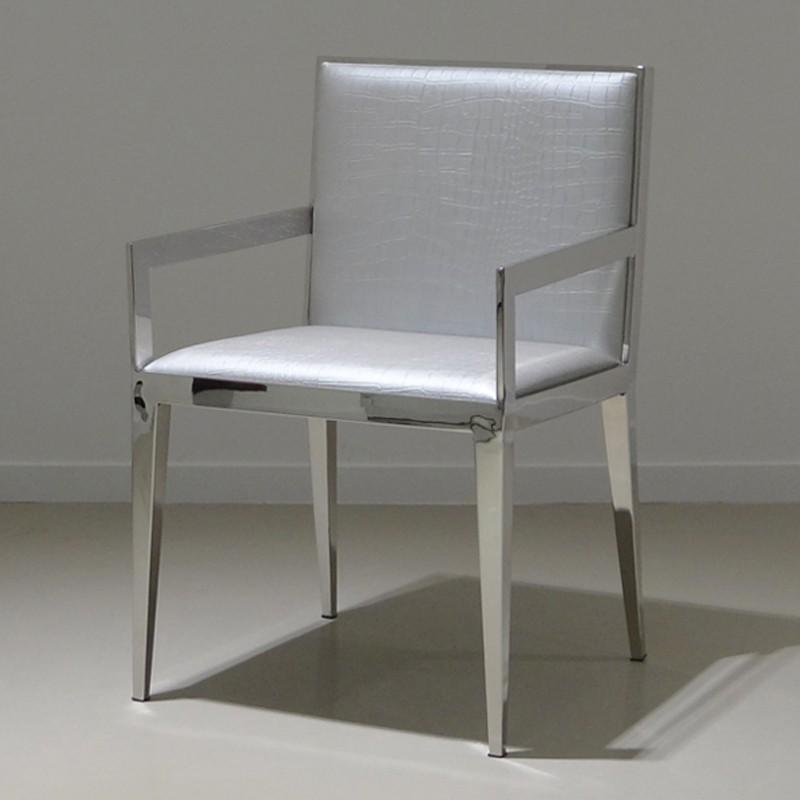 Chambre Bebe La Redoute : Chaise Inox