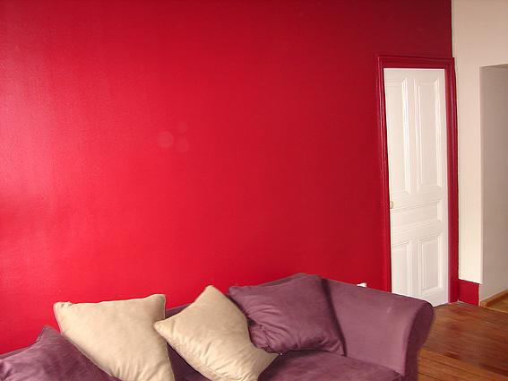 Ste ma inox ma inox inox fer forg aluminium peinture mural salon for Peinture mural salon
