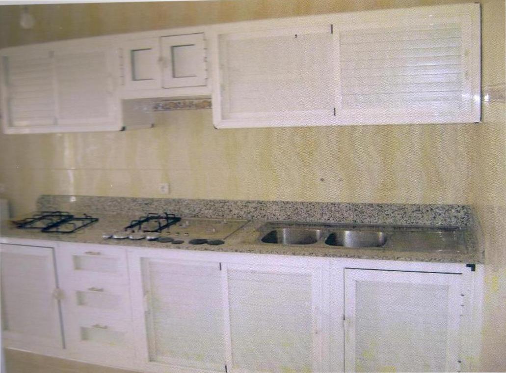 Decoration cuisine en aluminium avec des for Aluminum cuisine
